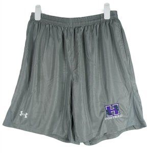 Under Armour Mens Hawaii Football Athletic Shorts